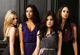 Pretty Little Liars is a social media phenomenon