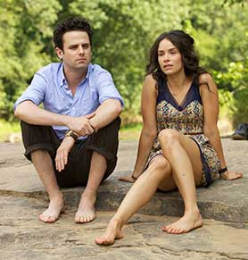 Rectify follows the story of a man released from Death Row