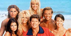 Baywatch is being converted into a movie starring Zac Efron