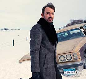 The second season of Fargo comes to FX in October