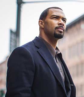 Omari Hardwick in Starz' Power