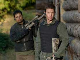 The Mark Wahlberg movie Shooter, which is being adapted into a series starring Ryan Phillippe