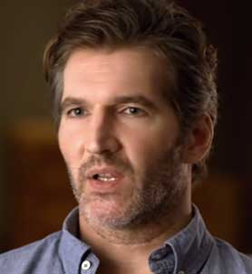 David Benioff (copyright HBO)