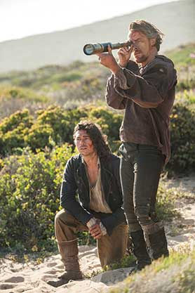 Black Sails' end is on the horizon