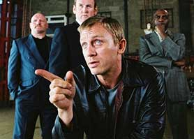 Viva la Madness follows on from Layer Cake, which was made into a film starring Daniel Craig