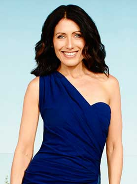 Lisa Edelstein, star of Girlfriends' Guide to Divorce