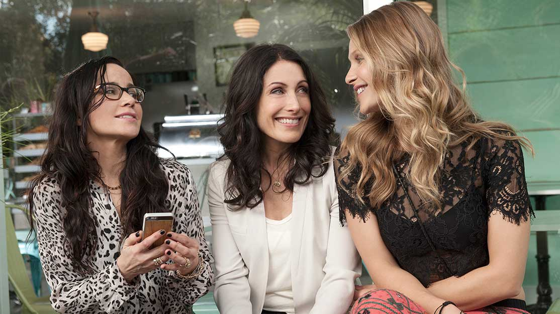 The Girlfriends experience: Lisa Edelstein and Marti Noxon