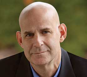 The Five writer Harlan Coben