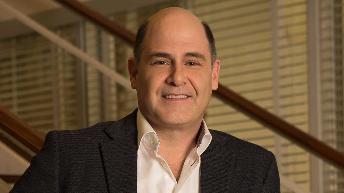 Risky business: Mad Men creator Matthew Weiner reflects