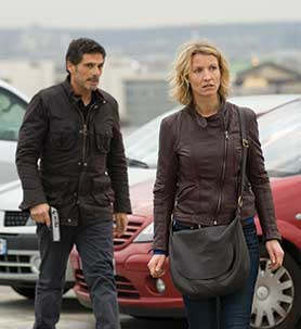 TF1's No Second Chance, adapted from the Coben novel of the same name