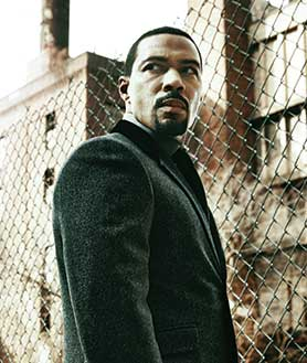 Omari Hardwick as Power's main character, James 'Ghost' St Patrick
