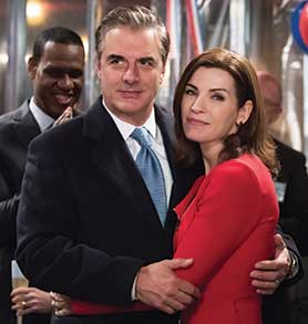 The Good Wife, which gave Kemp Agboh her first experience of running a writers room