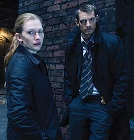 AMC murder mystery The Killing...