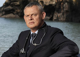 ITV's Doc Martin, starring Martin Clunes, has returned for a seventh season