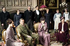 Downton Abbey delivered its lowest overnight audience ever