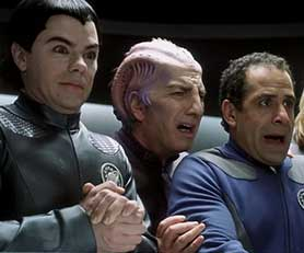Amazon is developing a series based on the Galaxy Quest film