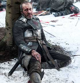 Last season also left viewers debating what happened to Stannis Baratheon (Stephen Dillane)