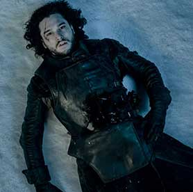 Fan theories over the fate of Jon Snow (Kit Harington) range from the ridiculous to the ingenious