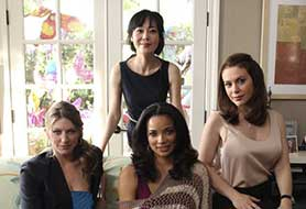 Is ABC set to cancel Mistresses?