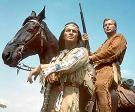 Winnetou is being revived in Germany on RTL