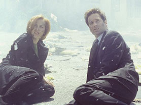 The first episode of The X-Files reboot will premiere at Mipcom next month