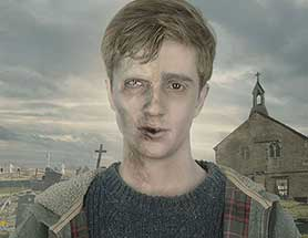 BBC3's In the Flesh ran for two seasons