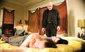Walter White's 'Rubicon moment' in Breaking Bad