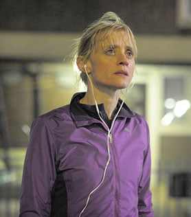 From Darkness stars Anne-Marie Duff as former police officer Claire Church