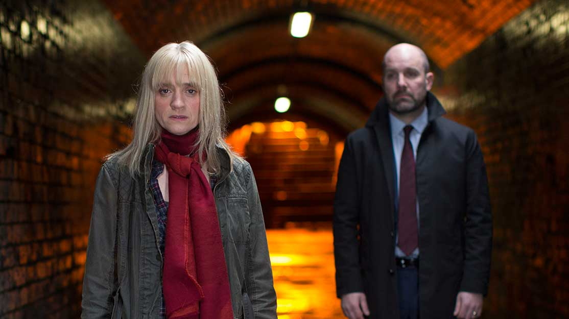 Katie Baxendale embraces the Darkness with BBC