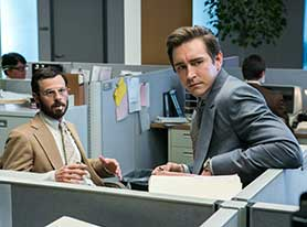 Halt and Catch Fire has averaged around 520,000 viewers per episode