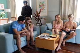 Hiding, a 'bold hybrid genre of crime and family drama'