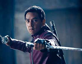 Into the Badlands will debut on AMC next month
