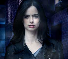 Forthcoming series Jessica Jones stars Breaking Bad's Krysten Ritter