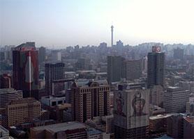 The majority of Jongo has been shot on location in Johannesburg