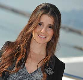 Shiri Appleby in Cannes promoting UnREAL
