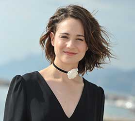 Tuppence Middleton spoke about the forthcoming War and Peace