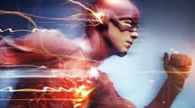 Supergirl comes from Greg Berlanti, who is also behind The CW superhero shows The Flash...