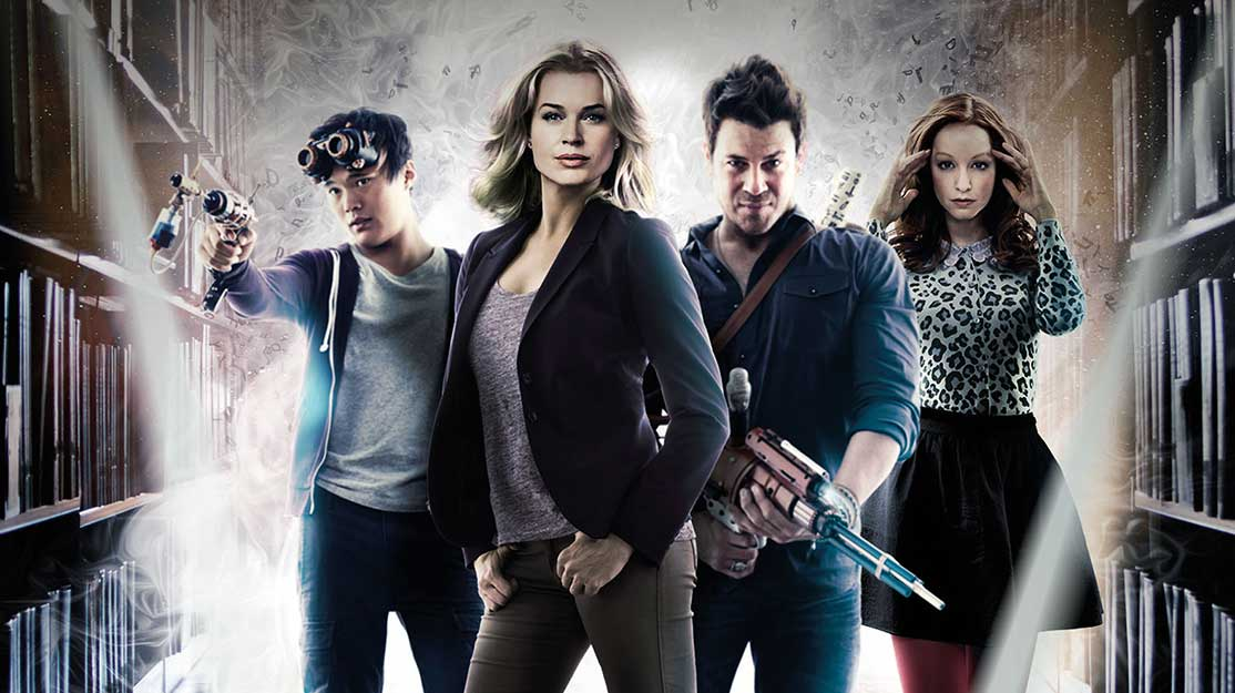Family affair: John Rogers on The Librarians