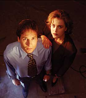 The revived X-Files will premiere in January