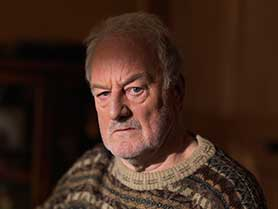 Bernard Hill (Lord of the Rings) also has a leading role