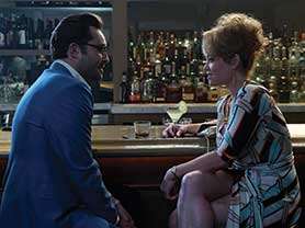 Wicked City follows a serial killer couple and the cops tracking them down