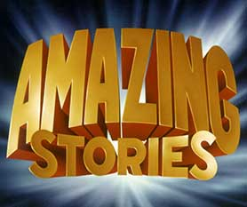 The original Amazing Stories series was created by Steven Spielberg