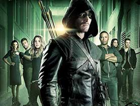 ...and Arrow