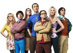 The Big Bang theory cast are big earners