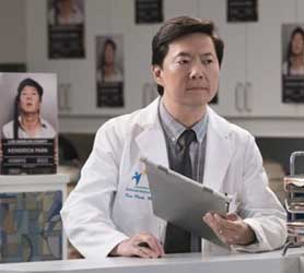 Dr Ken stars The Hangover actor Ken Jeong