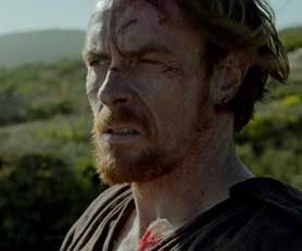 Toby Stephens as Black Sails' Captain Flint