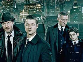 Gotham has done well on both Fox in the US and the UK's Channel 5