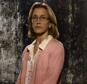 Felicity Huffman (pictured in American Crime) will star in House of Moore