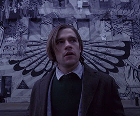 The Magicians has been adapted from a book series described as 'Harry Potter for adults'