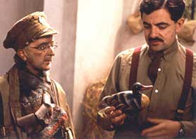 Blackadder-blackadder